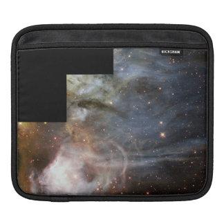 Gaseous Streamers from Nebula N44C Flutter iPad Sleeve