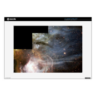 Gaseous Streamers from Nebula N44C Flutter Decals For Laptops