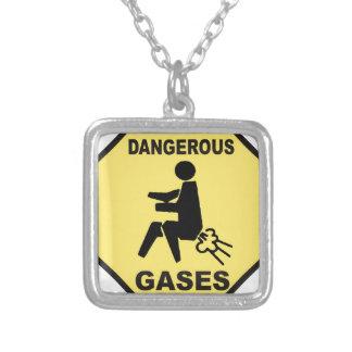 Gases peligrosos grímpola