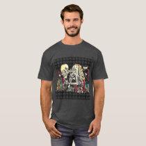 gashadokuro is Heavy metal T-Shirt