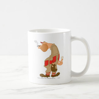 Gashouse Gorillas Pitcher Classic White Coffee Mug