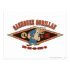 Gashouse Gorillas Rah Rah Sis Boom Ba Postcard