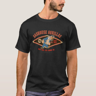 Gashouse Gorillas Rah Rah Sis Boom Ba T-Shirt