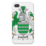 Gaskell Family Crest iPhone 4 Case