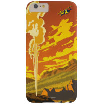 Gasket Geyser Illustration Barely There iPhone 6 Plus Case