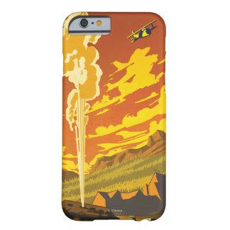 Gasket Geyser Illustration iPhone 6 Case