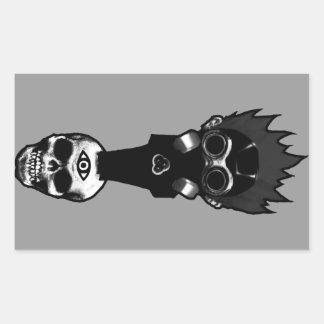 Gaskull Sticker