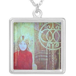 Gaslamp Girl Necklace