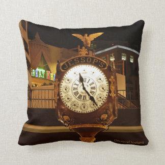 Gaslamp Pillow Designed by Audrey Buss