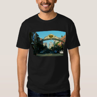 Gaslamp Quarter pic T-shirt