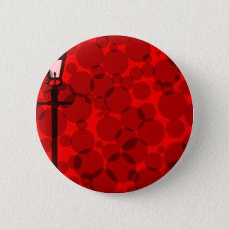 Gaslight Background Pinback Button