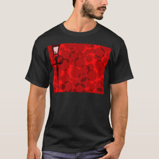 Gaslight Background T-Shirt