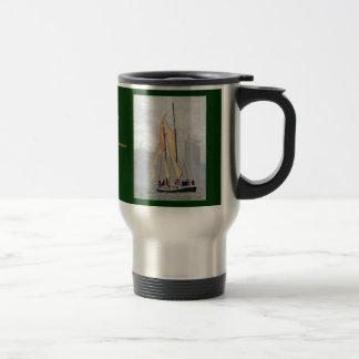 Gaslight Scow Schooner Gaslight Scow Schooner Coffee Mug