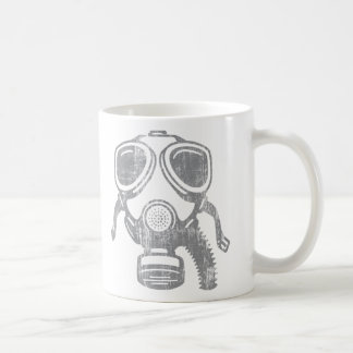 gasmask4 coffee mug