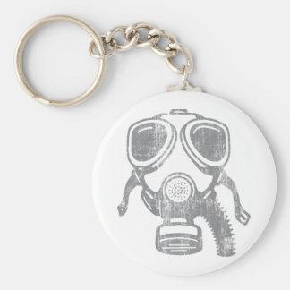 gasmask4 key chains