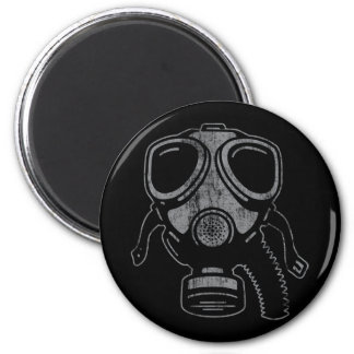 gasmask4a 2 inch round magnet