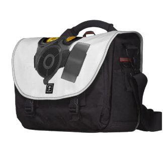 gasmask de la apocalipsis bolsa de ordenador