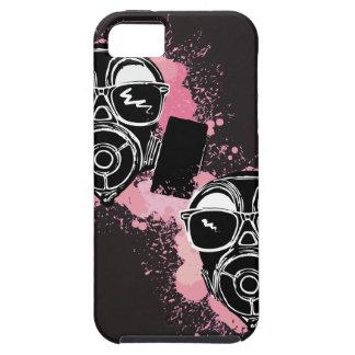Gasmask iPhone 5 Case