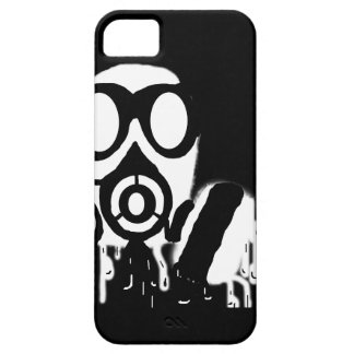 gasmask iPhone 5 covers