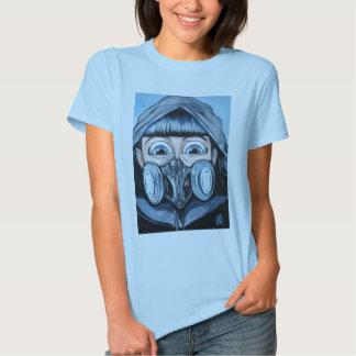 Gasmask Muse Tshirt