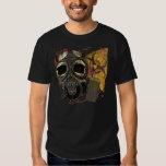 Gasmask Skull Biohazard Dresses
