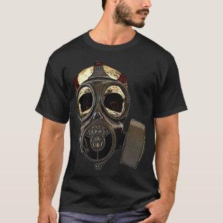 Gasmask skull T-Shirt