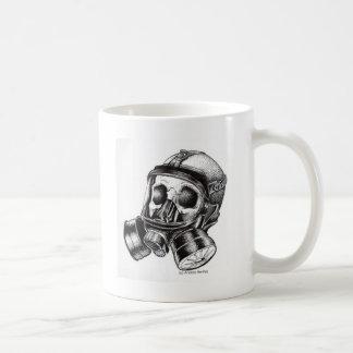 GasMask Taza De Café