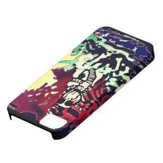 Gasmasks and Snapsbacks Iphone case