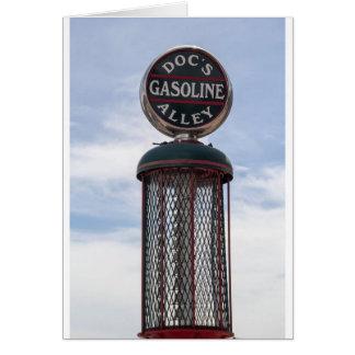 Gasoline Alley Card