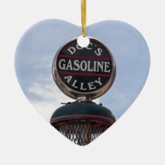 Gasoline Alley Ceramic Ornament