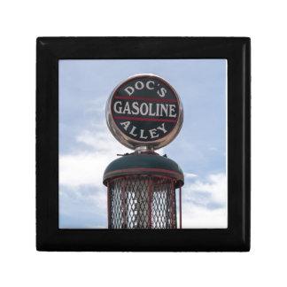 Gasoline Alley Jewelry Box