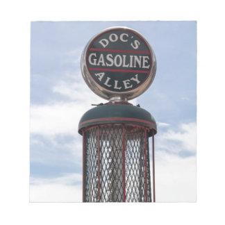 Gasoline Alley Memo Notepads