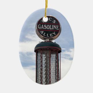Gasoline Alley Ornament