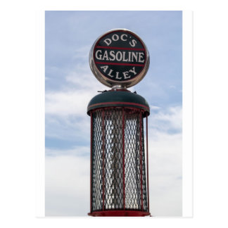 Gasoline Alley Postcard