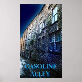 gasoline alley print