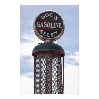 Gasoline Alley Stationery
