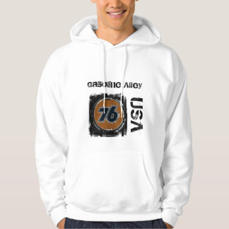 Gasoline Alley, USA Hooded Pullover