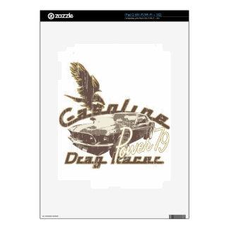 Gasoline iPad 2 Skin