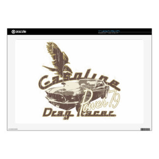 Gasoline Laptop Decals