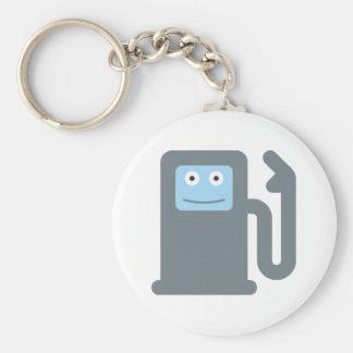 Gasoline pump gas petrol pump keychain