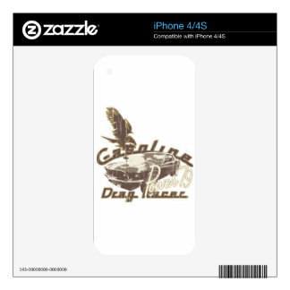 Gasoline Skins For iPhone 4