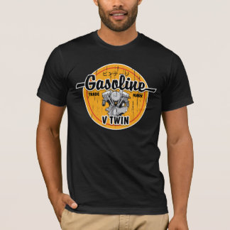 Gasoline V Twin T-Shirt