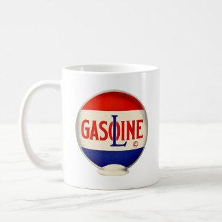 Gasoline Vintage Advertising Coffee Mug