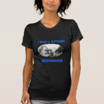 gasolinera de los años 20 camisetas