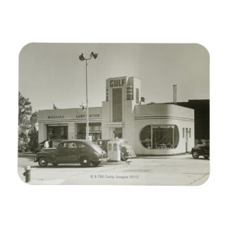 Gasolinera Imán