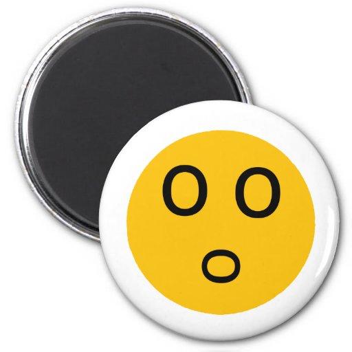 gasp 2 inch round magnet