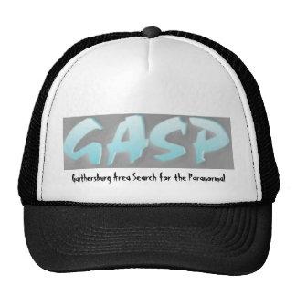 GASP_logo, Gaithersburg Area Search for the Par... Trucker Hat