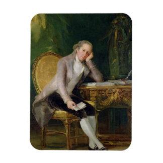 Gaspar Melchor de Jovellanos, 1797-98 (oil on canv Magnet