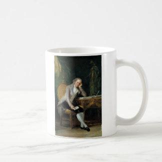 Gaspar Melchor de Jovellanos by Francisco Goya Coffee Mug
