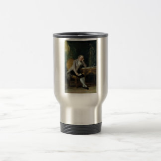 Gaspar Melchor de Jovellanos by Francisco Goya Travel Mug